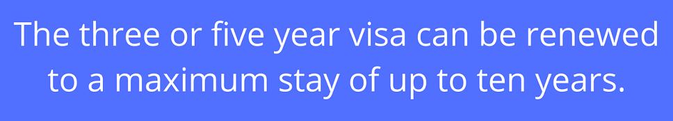temporary sponsored parent visa renewal