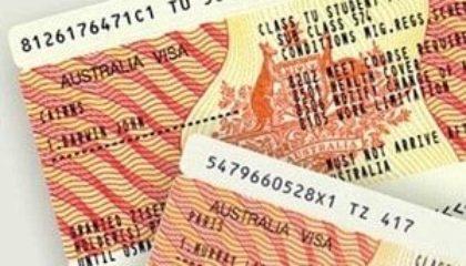 australian work visas